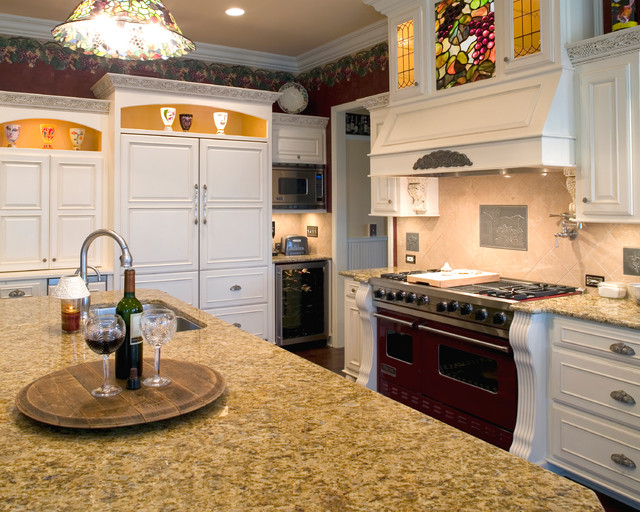 Overland Park Kitchens traditional-kitchen