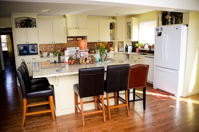 Overland Park, KS Addition traditional-kitchen
