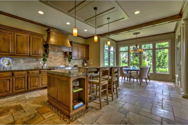Overland Park Ks Running In Circles Traditional Kitchen Kansas City By Refined