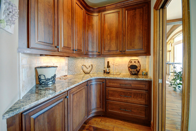 Overlook Ranch - Transitional - Kitchen - other metro - by ...