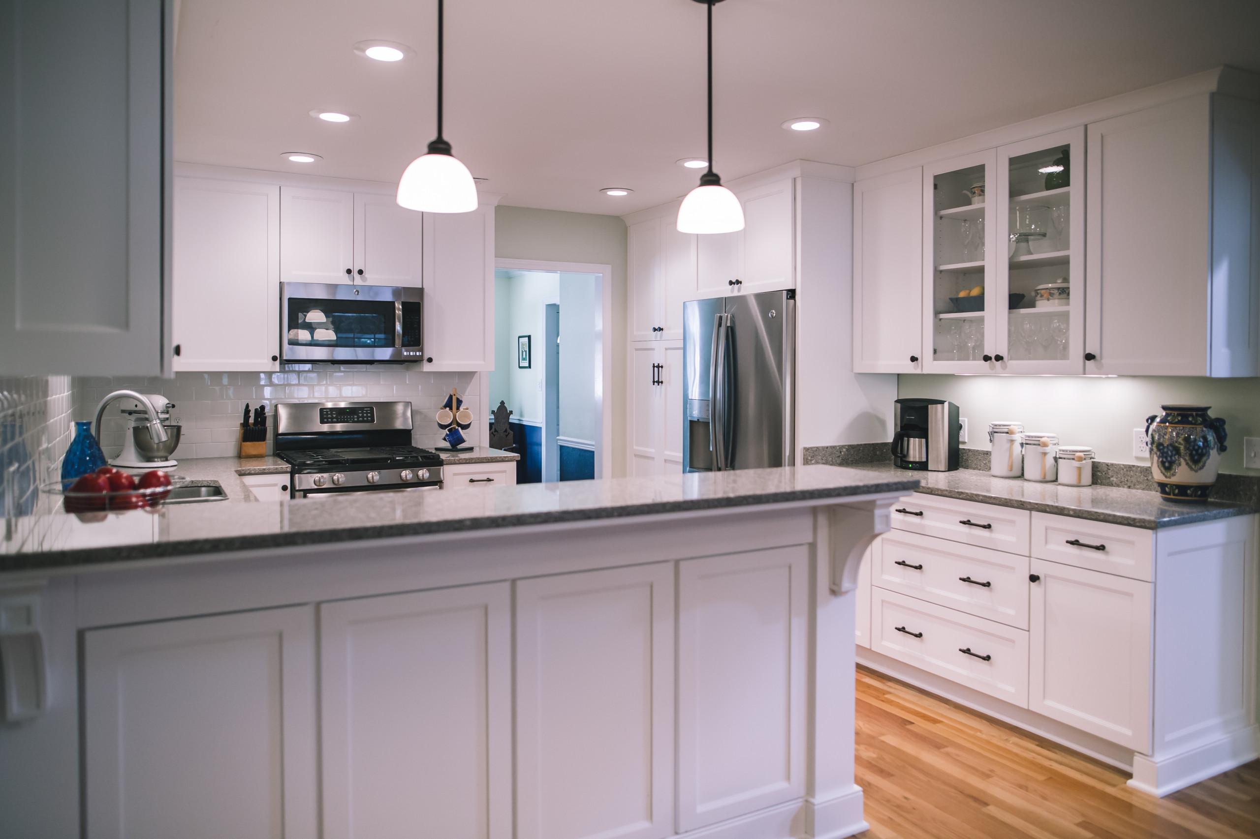 Ox Bottom Manor Kitchen Remodel