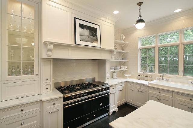 Oxford Development traditional-kitchen