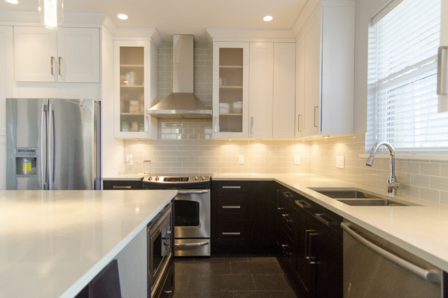 Oxford Nickels Cabinets Genesis Kitchens Design Modern