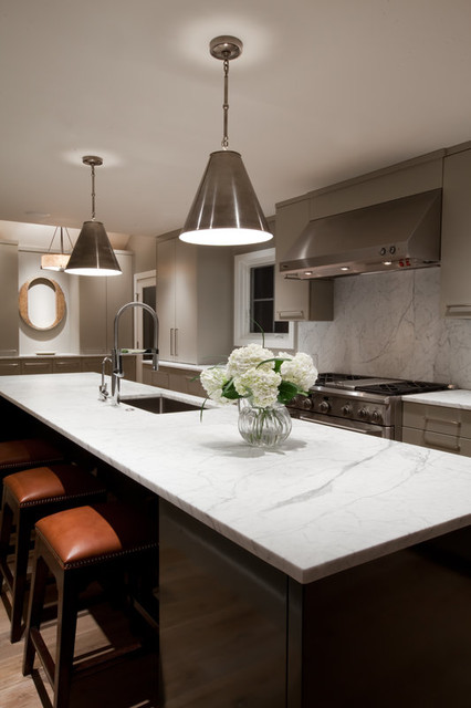 Oxford Residence traditional-kitchen