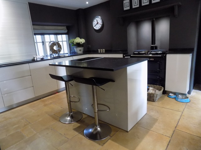 Oxfordshire Cottage   Contemporary   Kitchen   Other   by Inspired