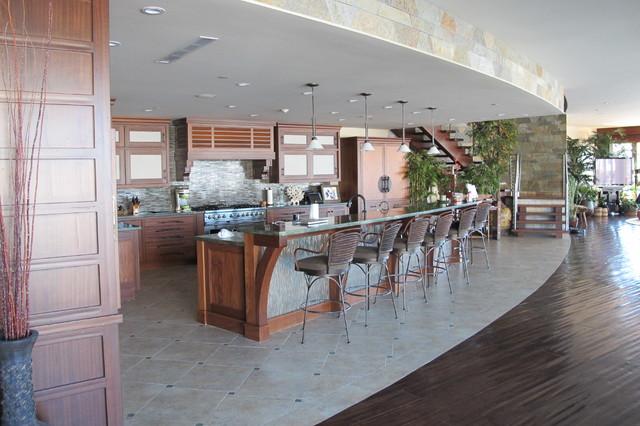 oxnard marina residence contemporary kitchen los angeles