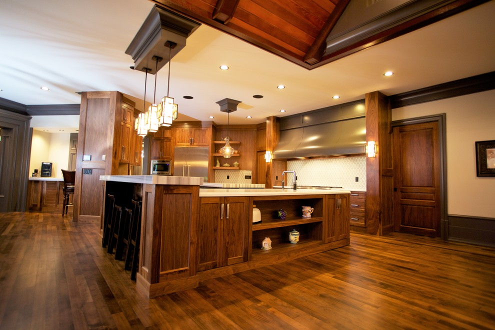 Oyama Estates - Traditional - Kitchen - Vancouver - by J&S ...