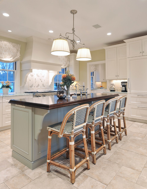 Oyster Bay Cove, NY - BR1302 traditional-kitchen