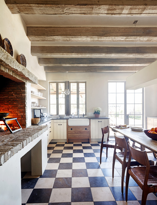 Eclectic Kitchens: The Granite Gurus: Design Style Week: 10 Rustic Kitchens