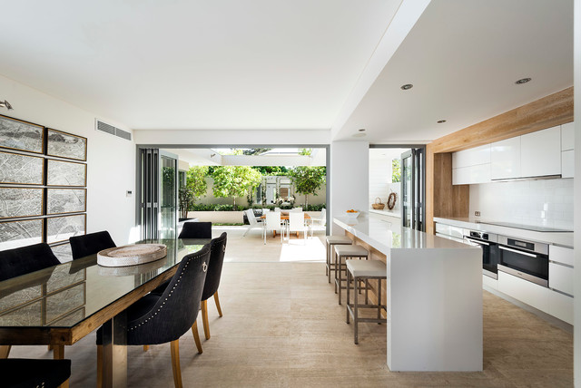 Ozone - Modern - Kitchen - perth - by Swell Homes