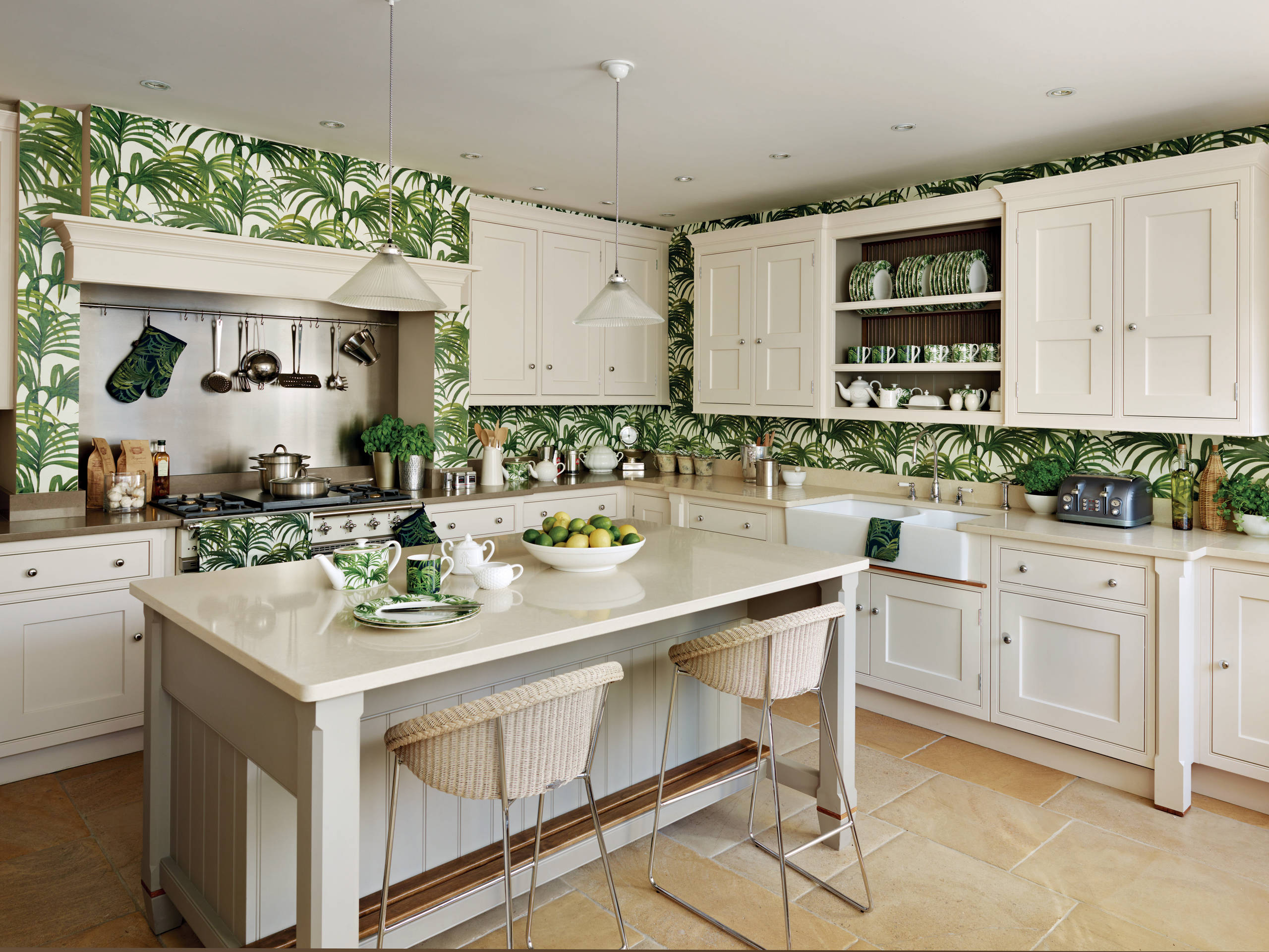 Which Colour Will Work With My Cream Kitchen Units   Houzz UK