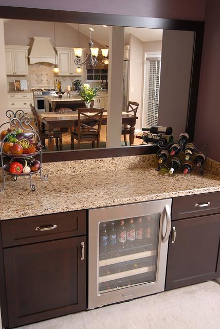 P & M, Chesterfield - Klassisch - Küche - St. Louis - von Cabinetry ...