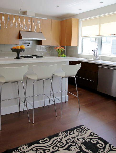 Pacific Heights contemporary kitchen contemporary-kitchen