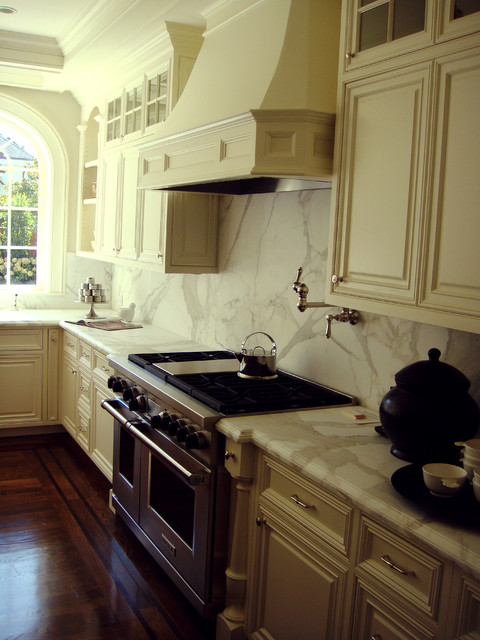 Pacific Heights Home Kitchen contemporary-kitchen