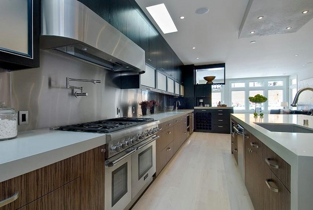 Pacific Heights Remodel and Addition  kitchen