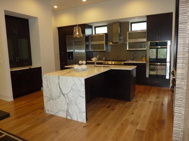 Pacific Northwest Modern Home Modern Kitchen Other