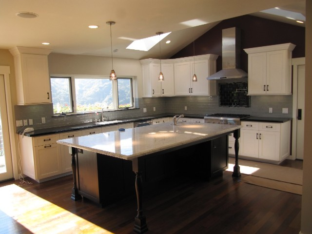 Pacific Palisades Whole House Remodel traditional-kitchen