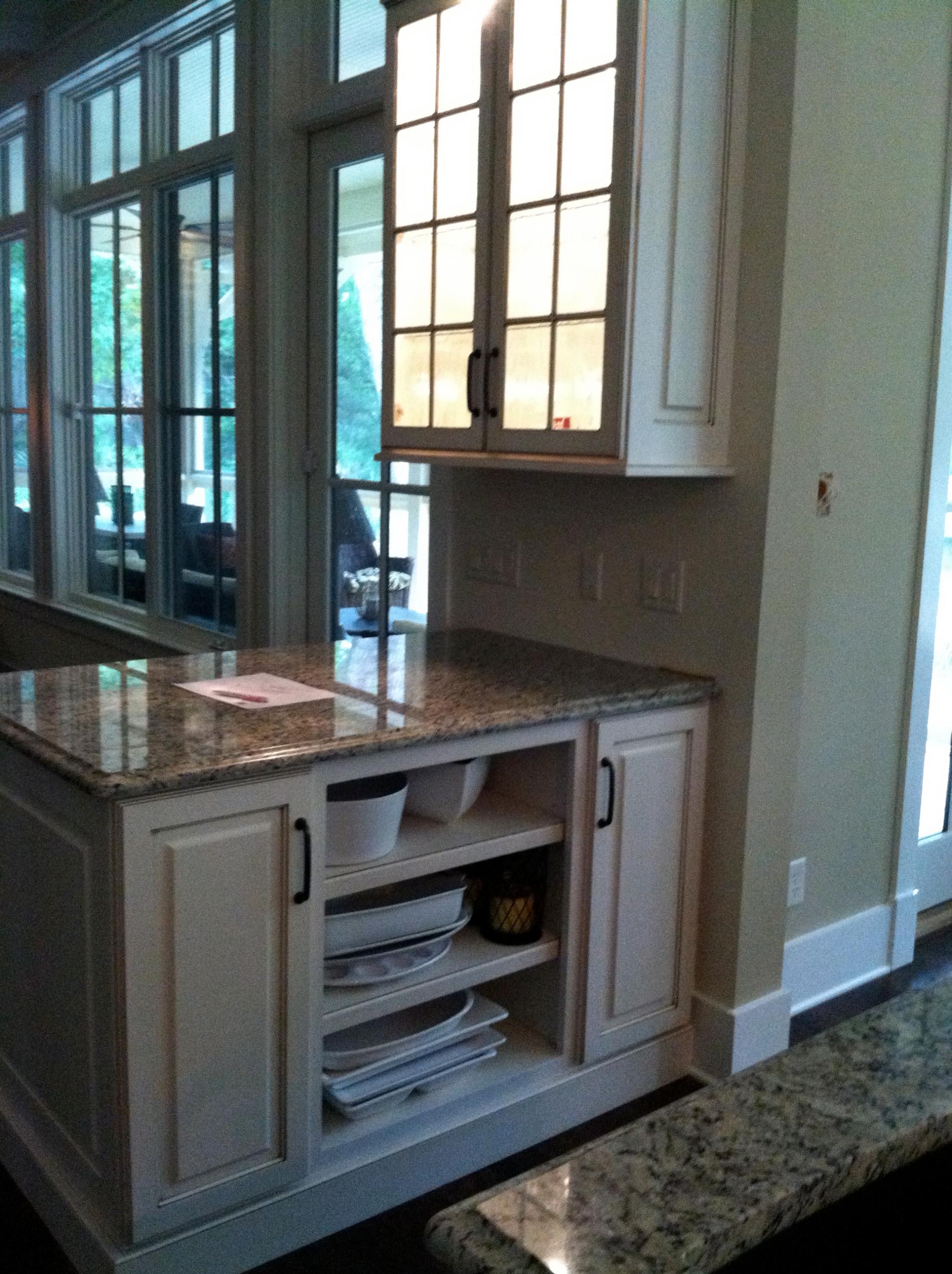 Painted Glaze Kitchen