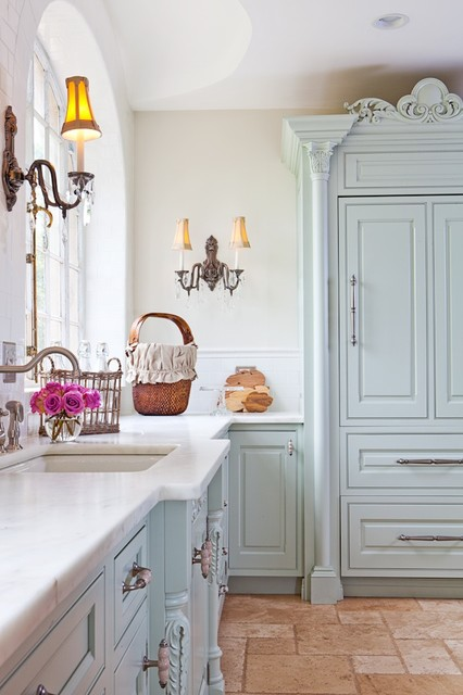 Jennifer Rausch traditional kitchen