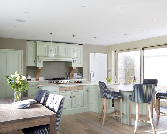 Limed Oak Kitchen Design Ideas, Remodels & Photos