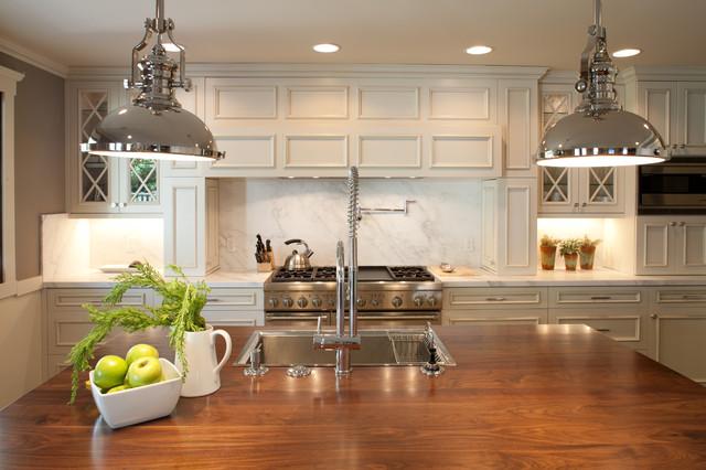 Painted kitchen contemporary-kitchen