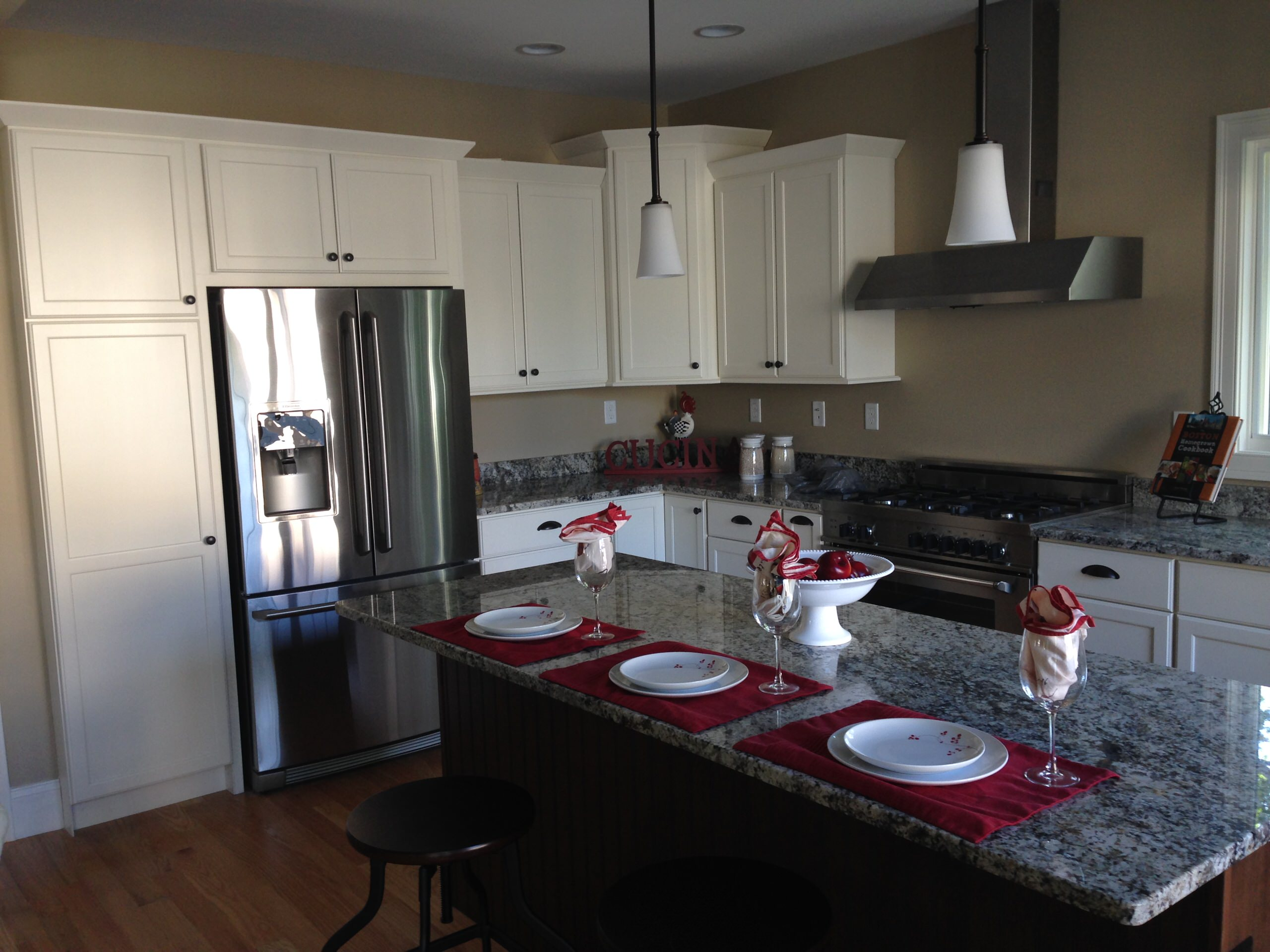Painted Kitchen Cabinetry