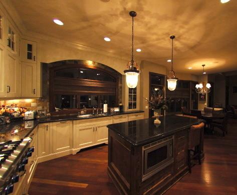 Painted kitchen kitchen