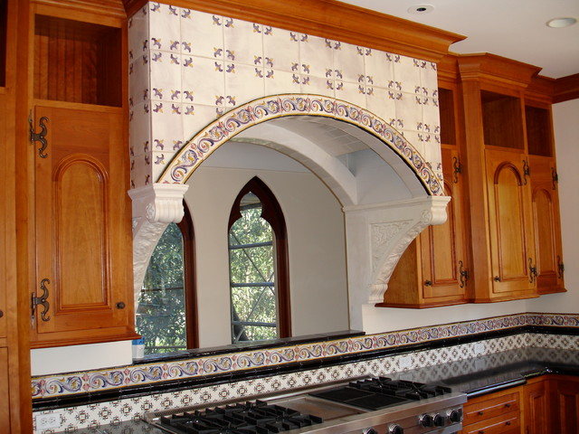Palace of Fine Arts house on BAY mediterranean-kitchen