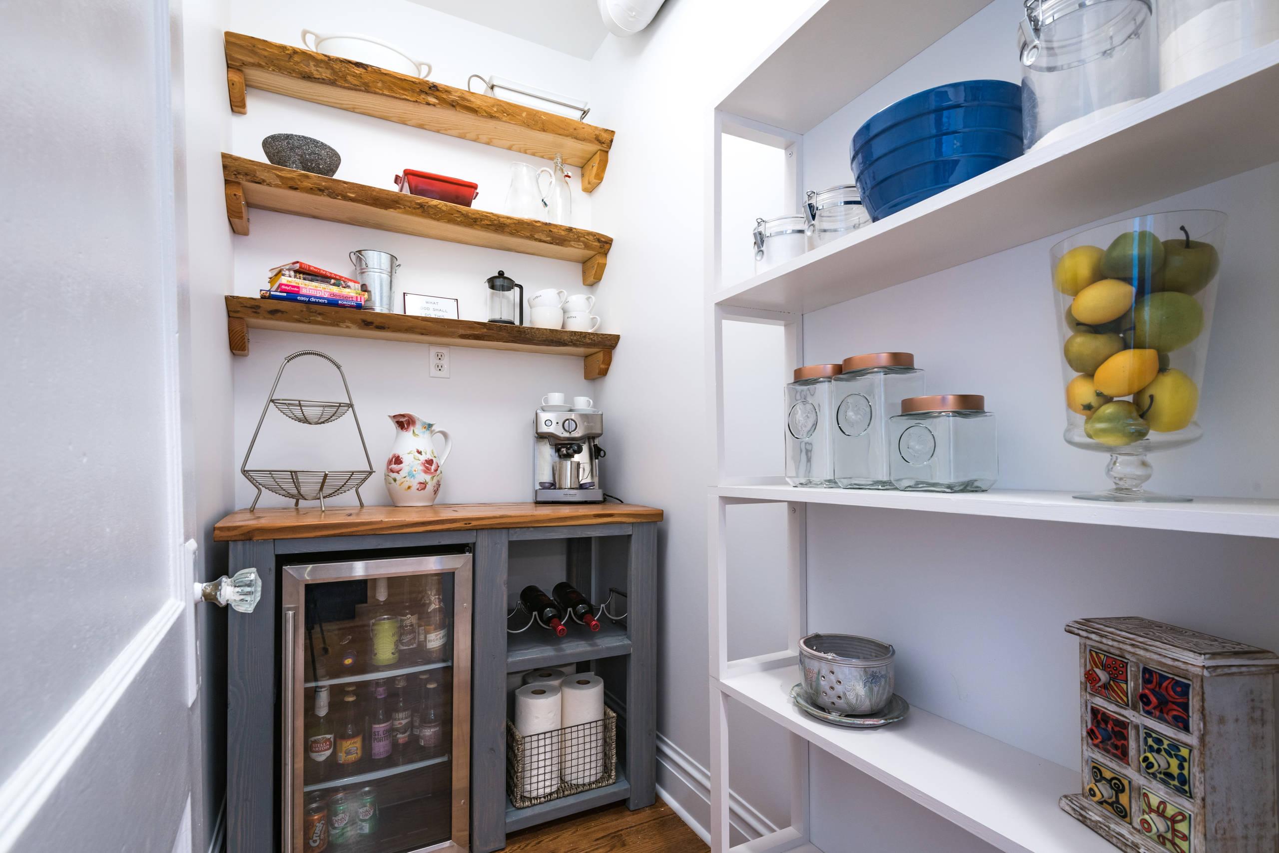 Palatine Restored Kitchen