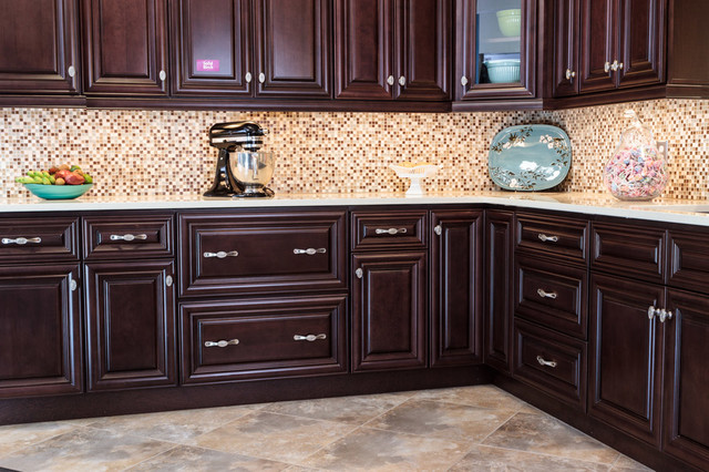 Dark Chocolate Kitchen Cabinets