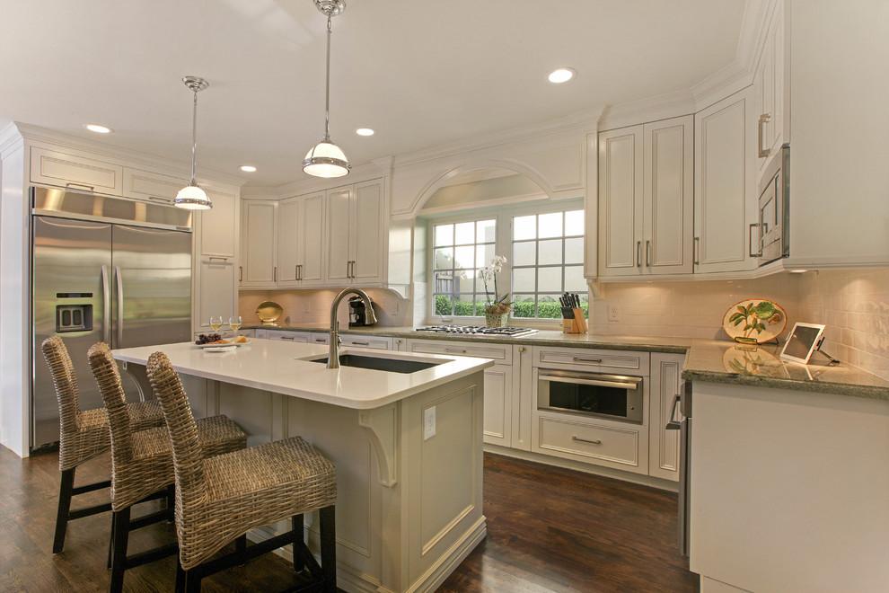 Palm Beach, FL / Kitchen Renovation - Traditional ...