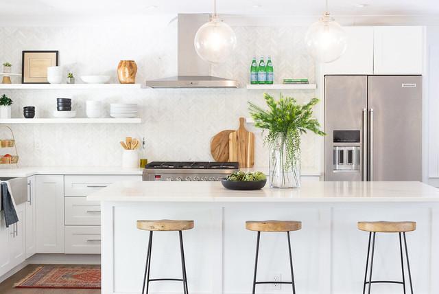 Palm Beach Reno beach-style-kitchen