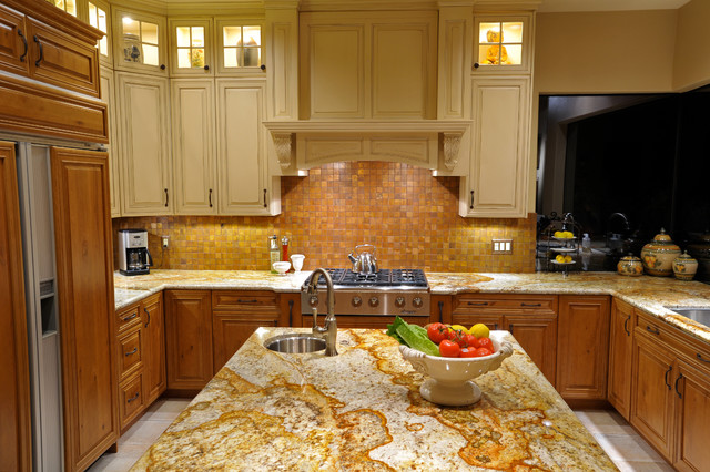 Palm Desert Transitional Kitchen Other By Canyon Kitchen And Bath