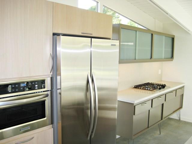 Springs Mid Century Modern Alexander Kitchen Midcentury Kitchen