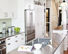 Palmerston Design Consultants contemporary-kitchen