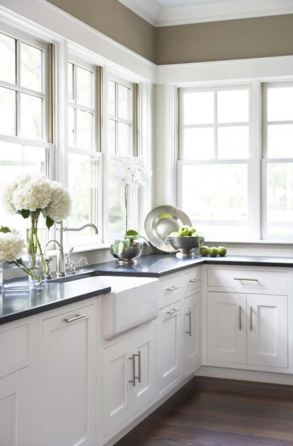 Kitchen Cabinet Color: Should You Paint or Stain? on white stained kitchen cabinets, stained kitchen cabinets before and after, grey stained kitchen cabinets,