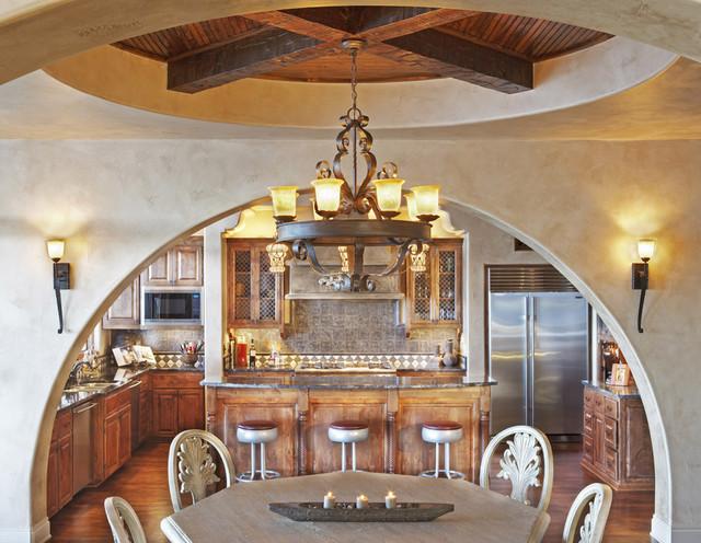 Palmieri Residence mediterranean-kitchen