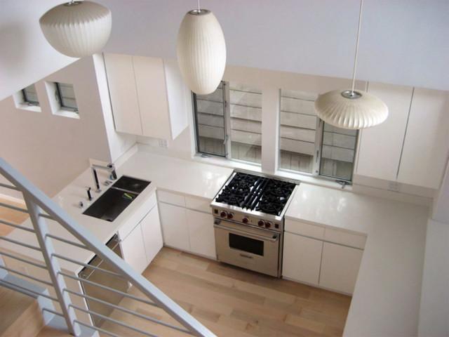 Palms Residence contemporary-kitchen