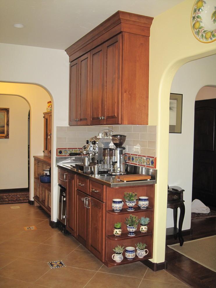 Palo Alto Chef's Kitchen - Mediterranean - Kitchen - San ...