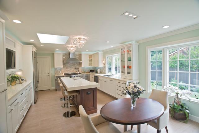 palo alto kitchen moderne klassik k che other metro. Black Bedroom Furniture Sets. Home Design Ideas