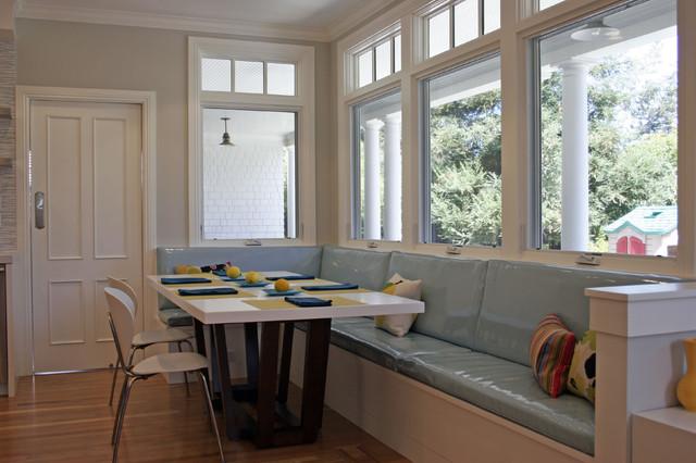 Palo Alto Kitchen/Family Room renovation contemporary-kitchen