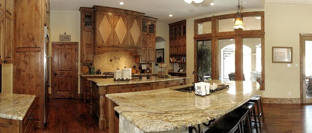 Palomar Estates mediterranean-kitchen