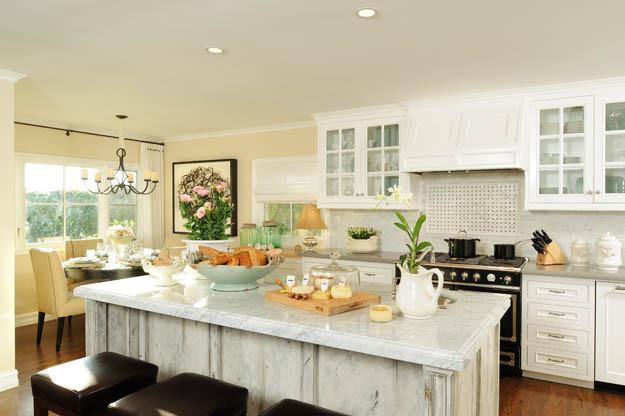 Palos Verdes Estates Residence kitchen