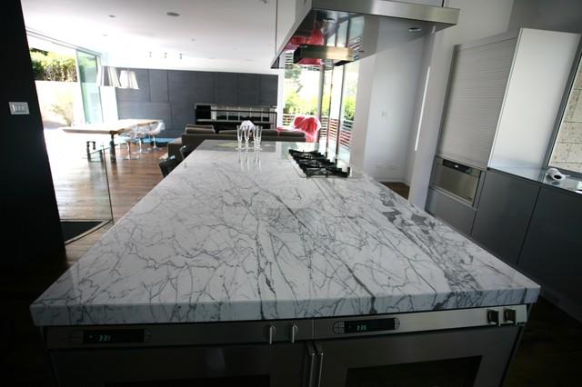 Palos Verdes contemporary-kitchen