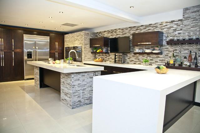 Panda Kitchen - Contemporary - Kitchen - Miami - by Panda ...