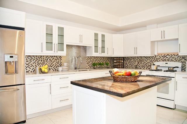 Panda Kitchens - Transitional - Kitchen