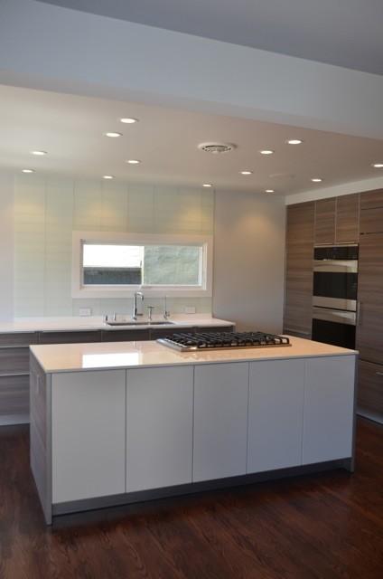 Panorama House modern-kitchen