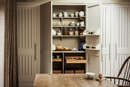concealed kitchen remodel storage