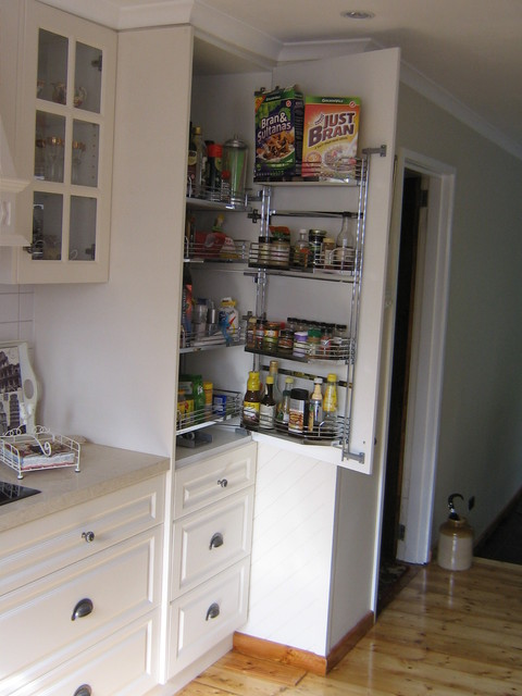Pantries - Contemporary - Kitchen - Melbourne - by The ...