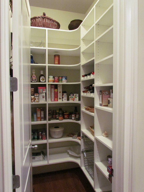 Modifi 60 In W X 15 In D X 84 In H Dual Wood Pantry: Pantry Closet Shelving